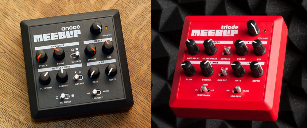 Meeblip Anode and Triode